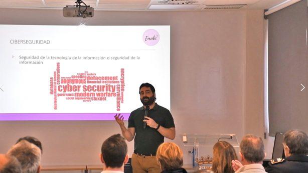 Ciberseguridad - zibersegurtasuna - Udaltzaingoa Donostia - Guaria Municipal San Sebastián - Emoki