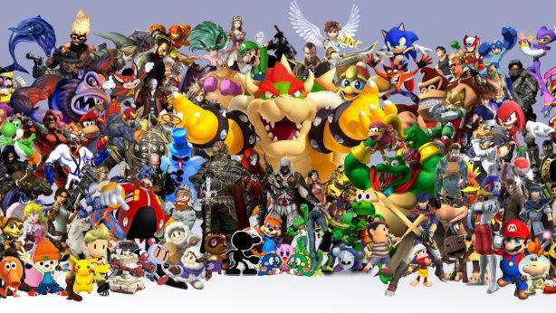 Personajes de videojuegos